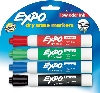 Dry Erase: Expo Low Odor Chisel Point
