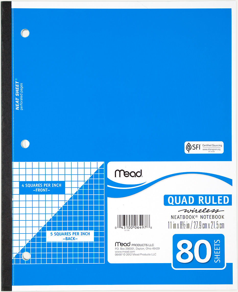 Quad Wireless Neatbook