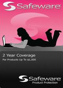 Safeware 2 Year Repair for products $350.00 to $999.99