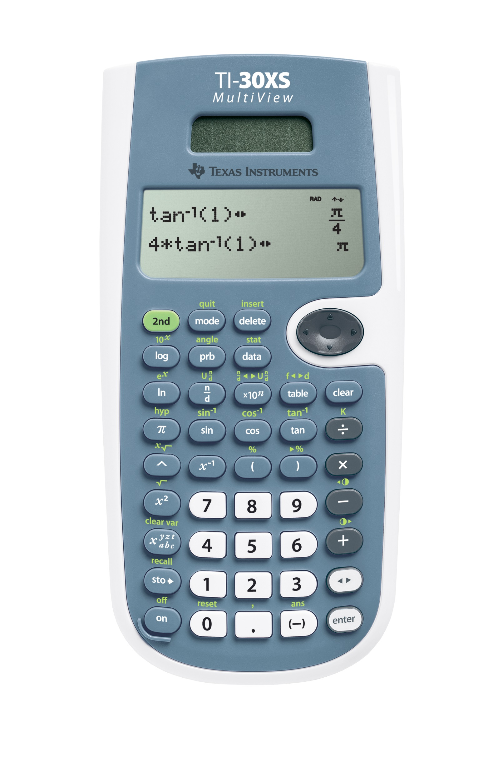 ti 30xs calculator instructions