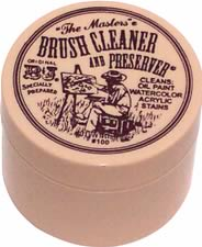 Image For Brush Cleaner and Preserver