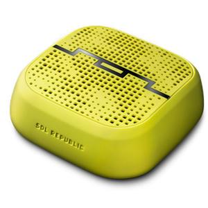 Image For SOL Republic PUNK Speaker Lemon Lime 1510-30 10487-B (352)