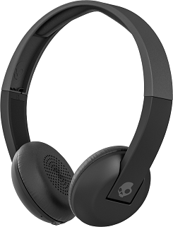Image For HEADPHONE UPROAR BLK-GR
