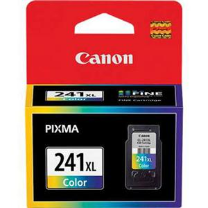 Image For Canon Ink 241XL Tri-Color 5208B001-CL241XL (351)