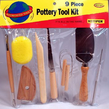 Image For Pottery Tool Kit: Kemper
