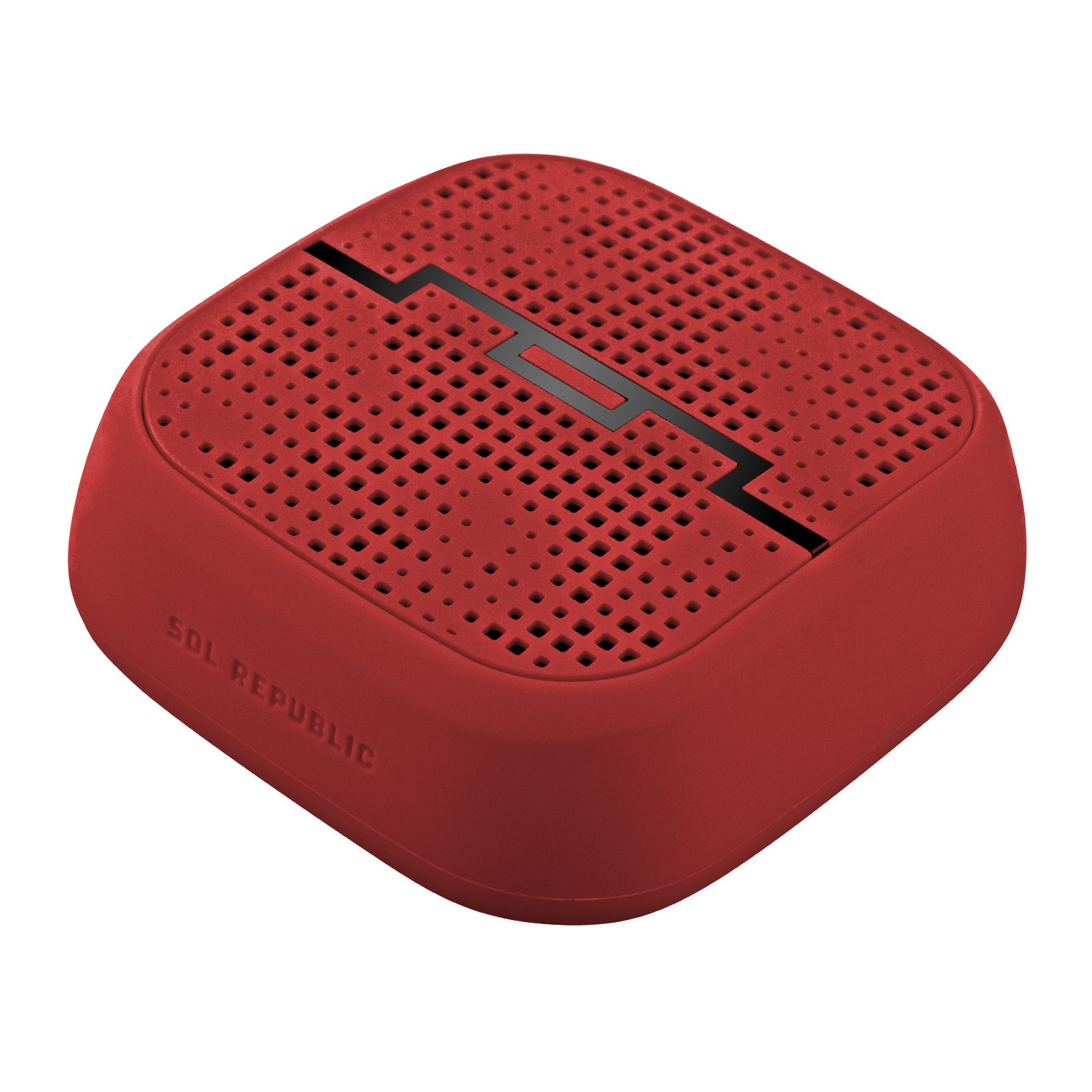 Image For SOL Republic PUNK Speaker Red 151033 (352)