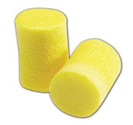 Image For Earplugs: Foam Disposable