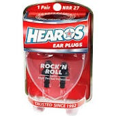 Image For Ear Plugs: Rock 'N Roll
