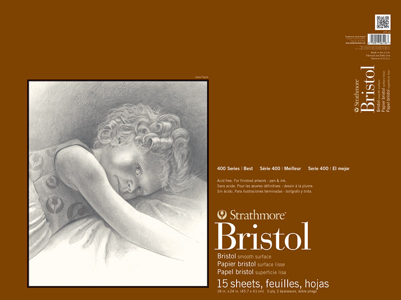 "Image For Bristol Smooth 18"" x 24"" *In-Store Pick-Up Only"