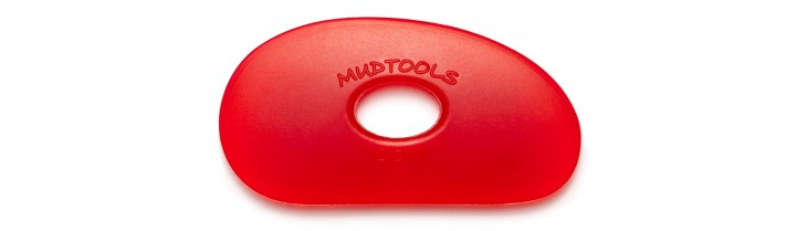 Image For Mudtools Polymer Rib Red