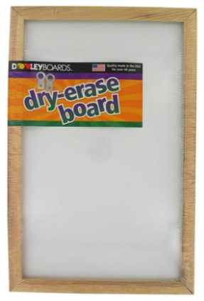"Image For Dry-Erase Board 12"" x 18"""