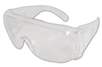 Image For Protective Eyewear: Gemstone Diamond OTG
