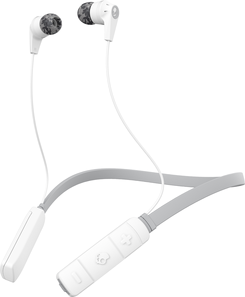 Image For Skullcandy Ink'D Bluetooth Gray 80122-S2IKW-J573 (351)