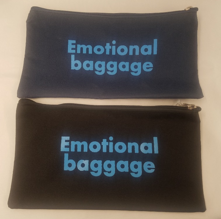 Image For Emotional Baggage Pencil Pouch