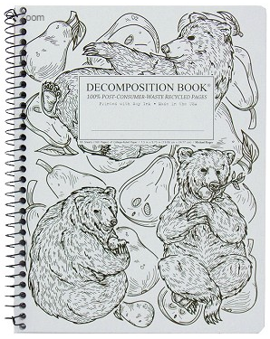 Image For Decomposition Books Coilbound