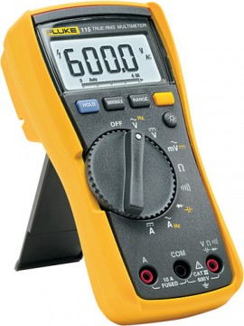 Image For Digital Multimeter Fluke 115