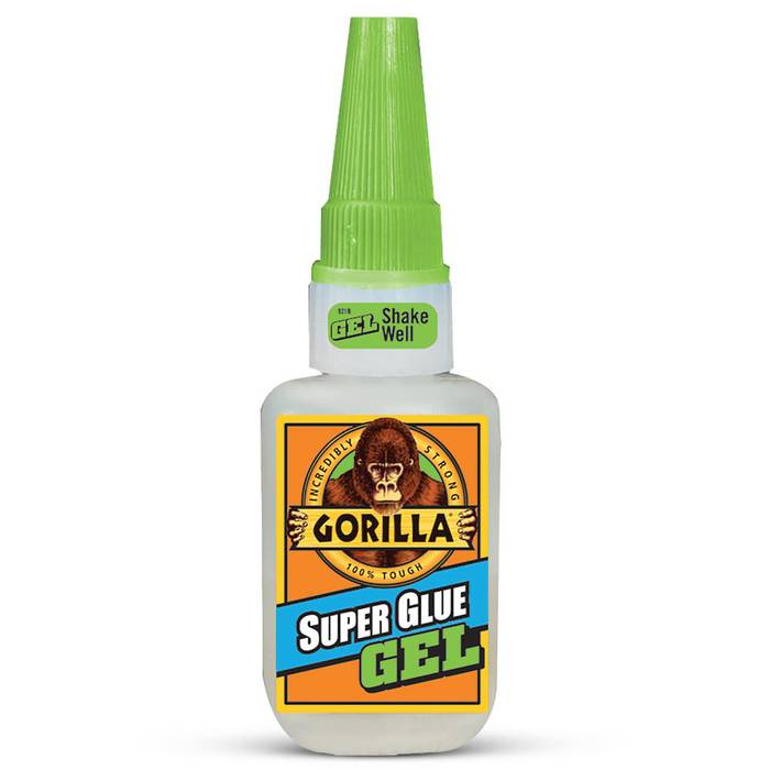 Image For Gorilla Super Glue Gel