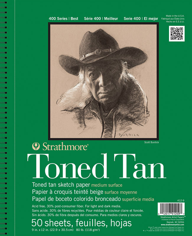 Image For Sketch Toned Tan