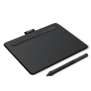 Image For Wacom Intuos Small Bluetooth Black 119075-CTL4100WLK0 (351)