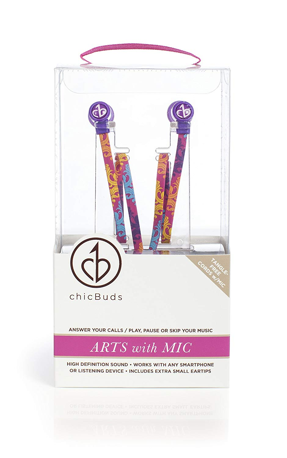 Image For chicBuds Earbuds ARTS 25982 (351)