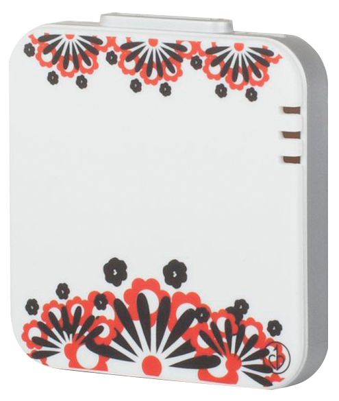 Image For chicBuds 1A Gurl Power Bank Flora 25987-GF-RX0001-00 (352)