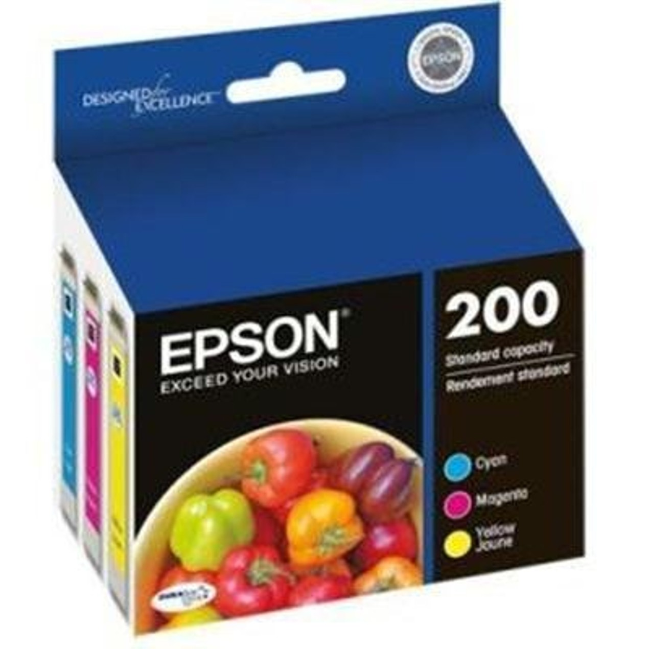 Image For Epson Ink Tri-Color T200520-S (351)