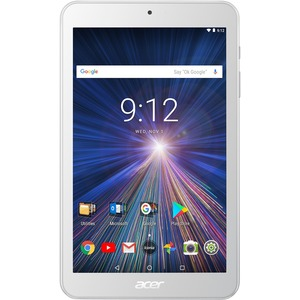"Image For Acer Tablet 8"" 1GB 16GB Android 7.0 B1870K7MZ (750)"