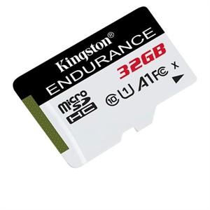 Image For Kingston 32GB Micro SD HC Endurance 95MB/s(R) SDSE32GB (351)