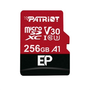 Image For Patriot 128GB Micro SD XC EP 100MB/s(R) Supports 4K (351)