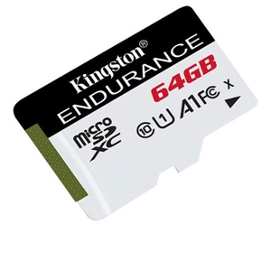 Image For Kingston 64GB Micro SD Endurance 95MB/s(R) SDCE64GB (351)
