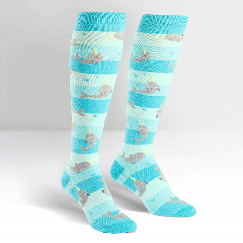 Image For SOCKS UNICORN OF THE SEA