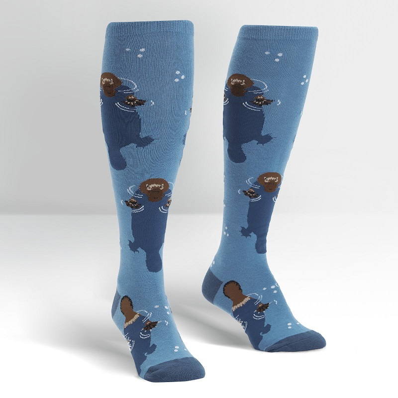Image For SOCKS PLATYPUS KNEE HIGH