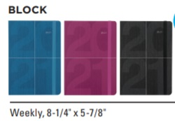 Image For ACADEMIC PLANNER 20-21 BLOCK