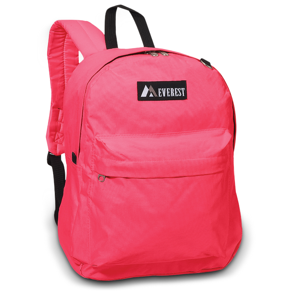 Image For Everest Classic Backpack Hot Pink 2045CR (360)