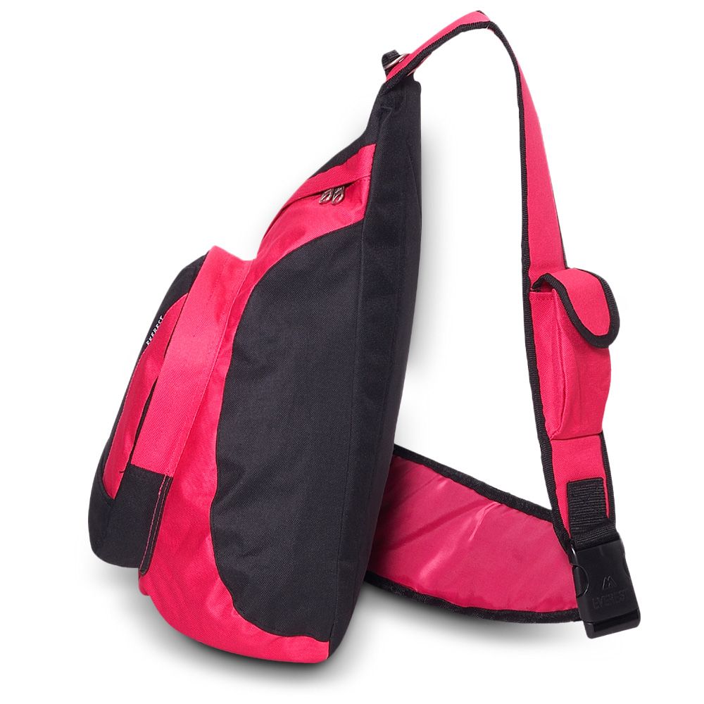 Image For Everest Sling Bag Hot Pink BB015 (360)