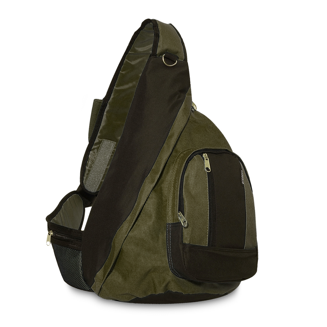 Image For Everest Sling Bag Olive BB015 (360)