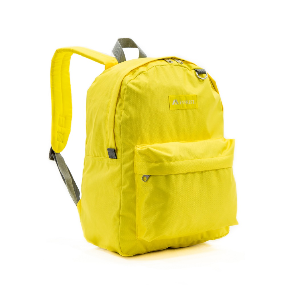 Image For Everest Classic Backpack Lemon 2045CR (360)