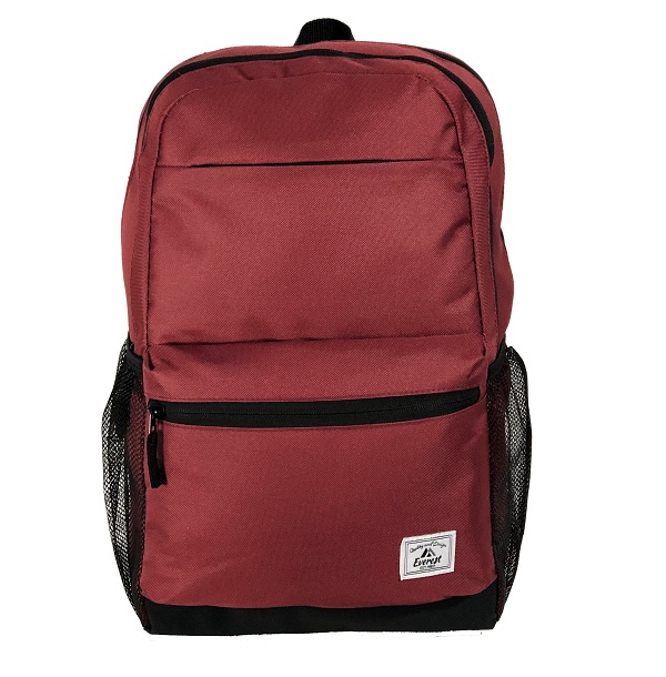 "Image For Everest Backpack 18""x12"" Burgundy BP400LT-burg (360)"