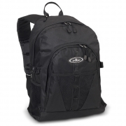 Image For Everest Dual Mesh Pocket Black 3045W (360)