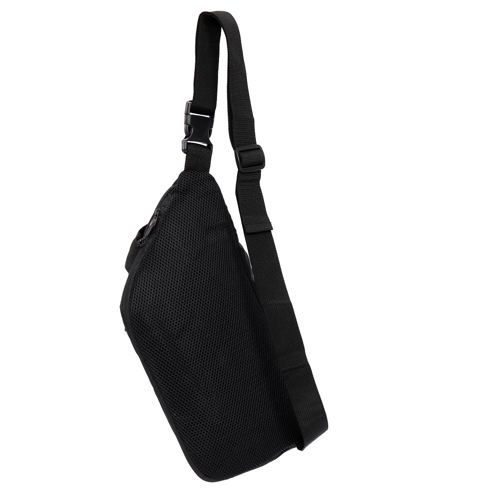 Image For Everest Sling Messenger Bag Black SB1000-bk (360)