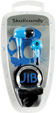 Image For EARBUD SC JIB BLU