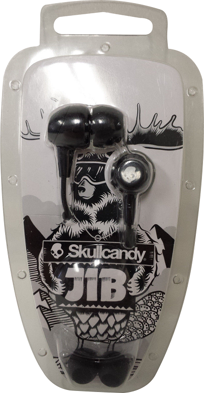 Image For EARBUD SC JIB BLK