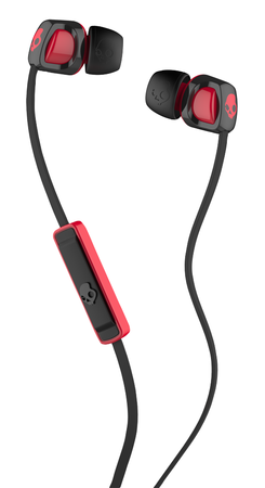 Image For EARBUD SMK'N BUDS BLK-RED