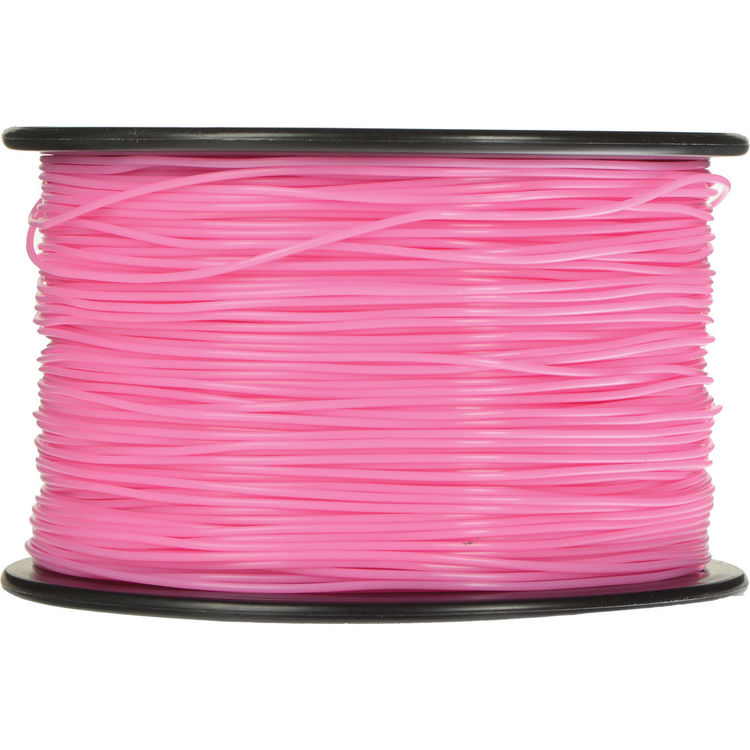 Image For old ABS Filament 1.75mm 1kg Pink (754)