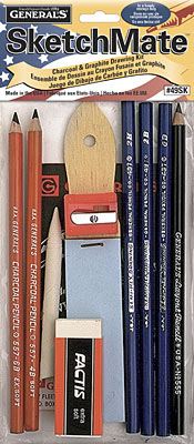 Cover Image For SketchMate Drawing Kit