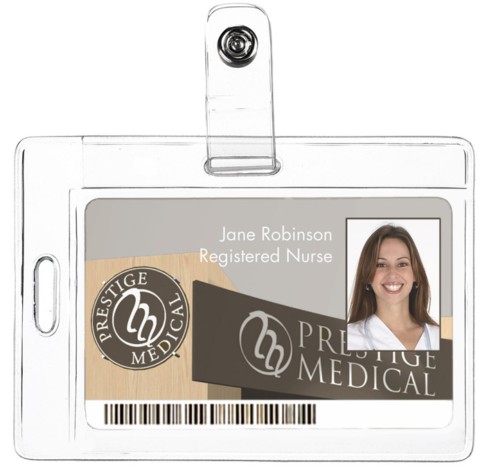 Image For ID Holder: Two Way