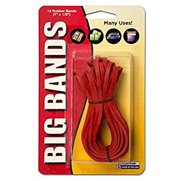 Image For Rubber Bands Big