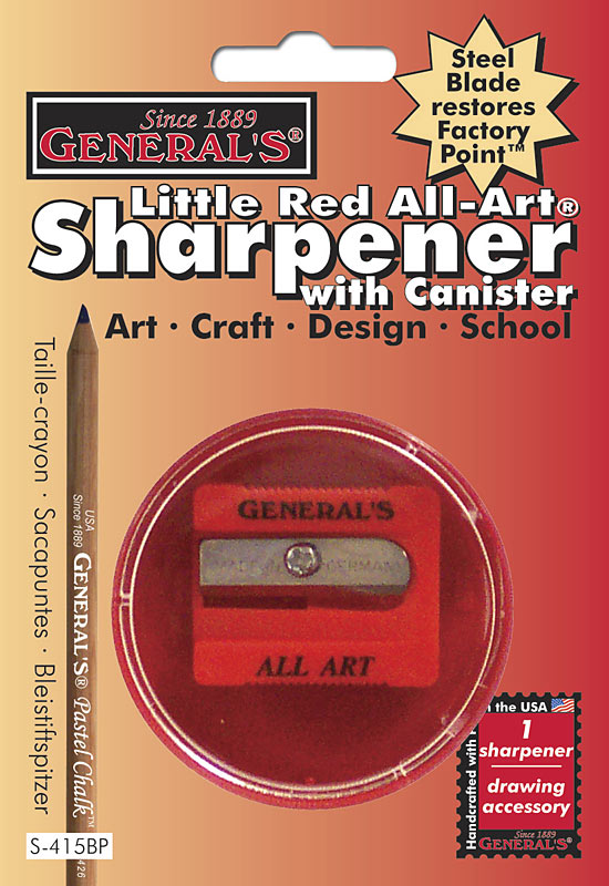 Cover Image For Sharpener: Little Red All-Art Sharpener