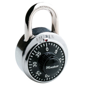 Image For Master Lock Combination