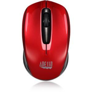 Image For Adesso iMouse S50 RF Red IMOUSES50R (351)